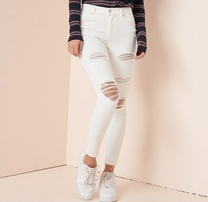 Garage Jeans - Garage Super Extensable Ankle Retro H/W Jegging